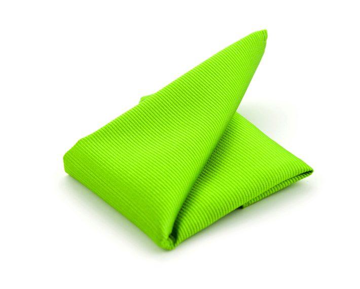 groene zakdoek