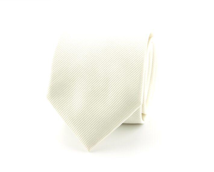 Witte stropdas
